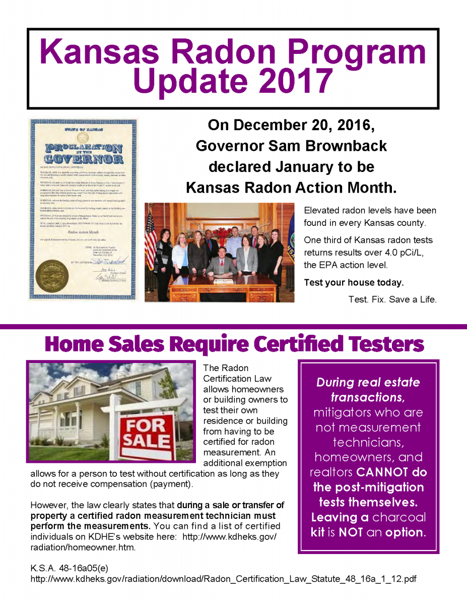 First page of 2017 update